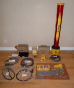 Trimble SR300 laser receiver mast GCS900 kit Gps-1.jpg